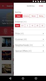 OpenTable: Restaurants Near Me Screenshot 8