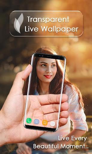 Transparent Live Wallpaper Apk apps 5