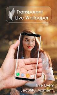 Download Tansrparent Live Wallpaper App For Android 5
