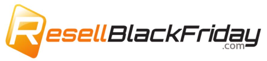 Resell Black Friday 2018