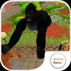 Wild Gorilla Simulator for PC and MAC
