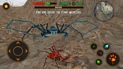 Life of Phrynus - Whip Spider screenshot 4