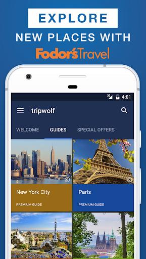 tripwolf  screenshot 1