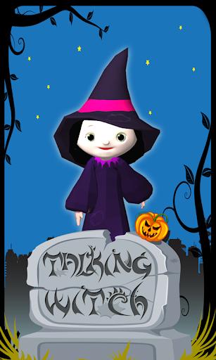 Talking Witch 1.8 screenshots 1