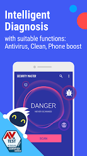 Security Master - Antivirus, VPN, AppLock, Booster - náhled