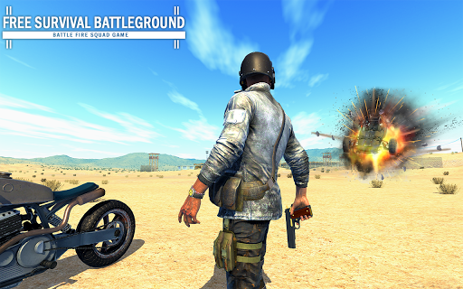 Fire Battle Squad u2013 Battleground Survival Game android2mod screenshots 5