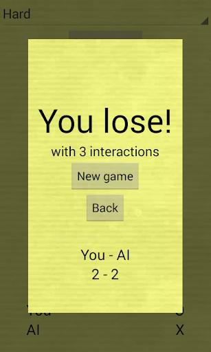 玩策略App|インテリジェントなチックタックトー免費|APP試玩