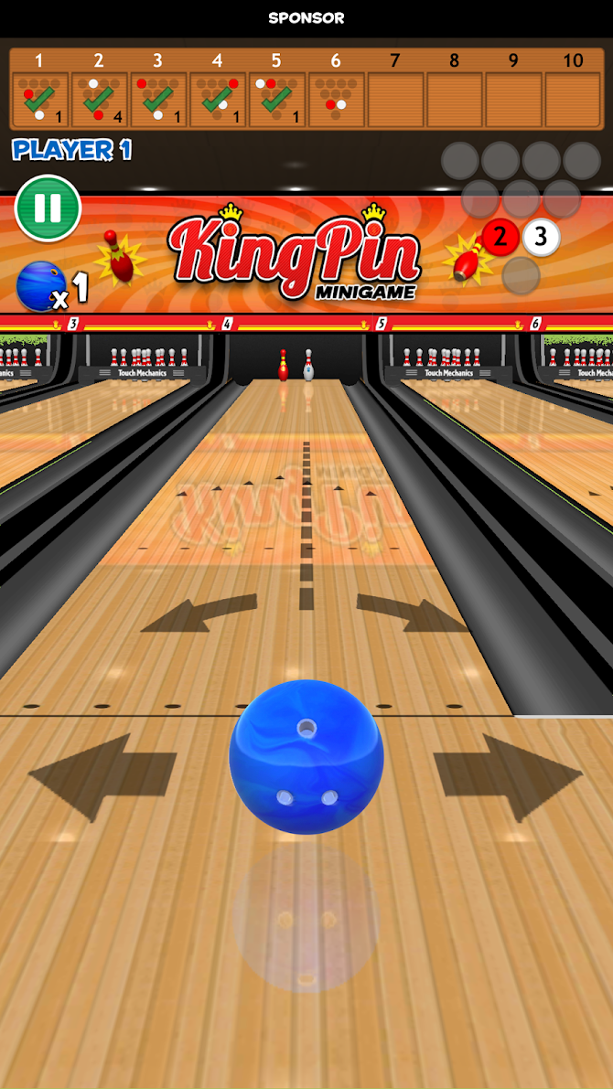 Strike! Ten Pin Bowling Android 7