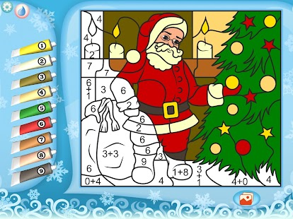 Christmas Coloring Pages- screenshot thumbnail