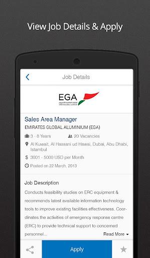 Naukrigulf- Career & Job Search App in Dubai, Gulf screenshot 7