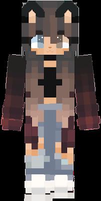 Girl Nova Skin