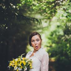 Wedding photographer Mikhail Lezhnev (mihail96). Photo of 28.10.2015