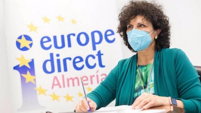 Carmen Navarro, diputada de Promoción Económica