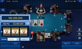 Screenshot of Poker Brasil