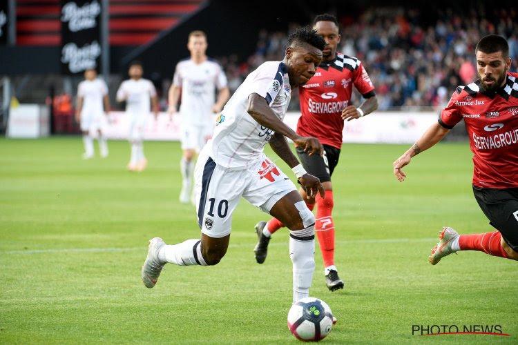 L'ex-Gantois Samuel Kalu discute avec un cador de Süper Lig