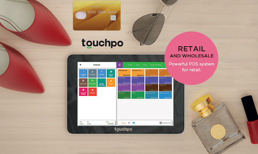 TouchPo Point of Sale Cash POS- screenshot thumbnail