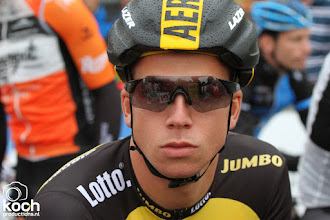 Photo: 25-06-2017: Wielrennen: NK weg elite: MontferlandDylan Groenewegen (Lotto NL Jumbo), start