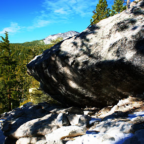 The giant rocks by Jeff T - Travel Locations Landmarks