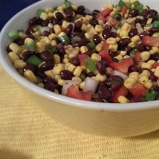 Black Bean Salad Dressing Recipes