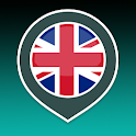 Learn English - UK | English Translator Free icon
