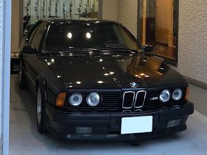 M6 E24 88年式 D車のカスタム事例画像 とありくさんの2019年12月07日08:45の投稿