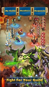 Castle Clash: Brave Squads 10