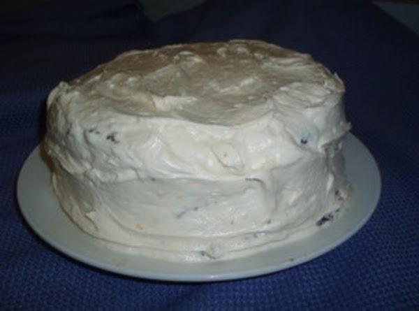 Buttermilk Carrot Cake Recipe