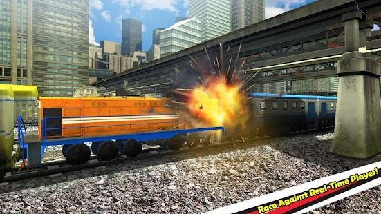 Euro Train Sim Driver 2017 - náhled