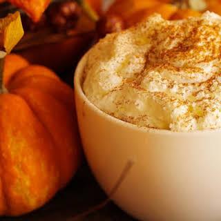 Pumpkin Pie Coffee Creamer.