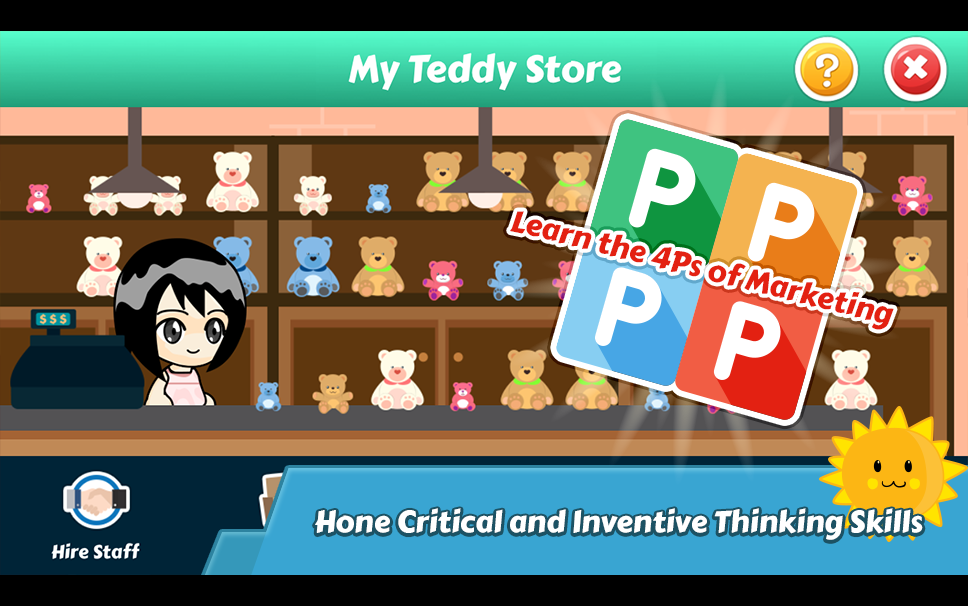 EduCity Adventure- screenshot