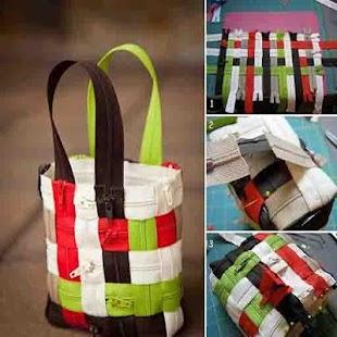DIY Bag Project - náhled