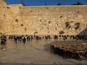 Photo: The Western Wall