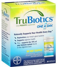 One A Day Trubiotics Supplements - 30 ct