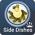Side Dishes : wholesome dinner icon