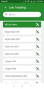 Pak Rail Live – Tracking app of Pakistan Railways 1.3.0 Android APK Mod 3