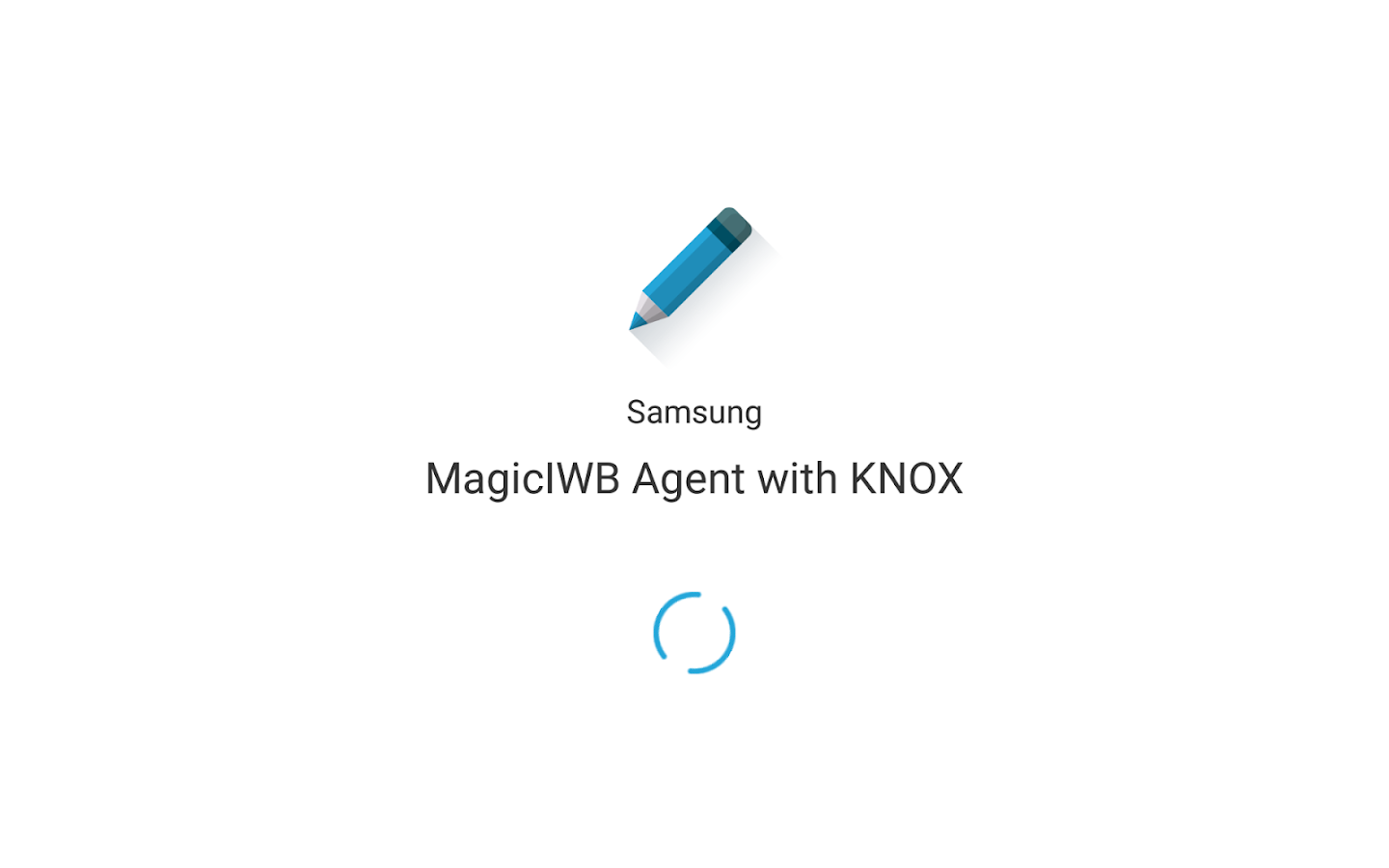 MagicIWB Agent with KNOX- screenshot