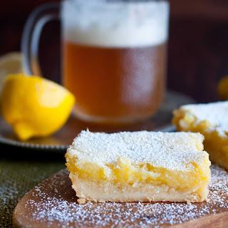 IPA Lemon Bars