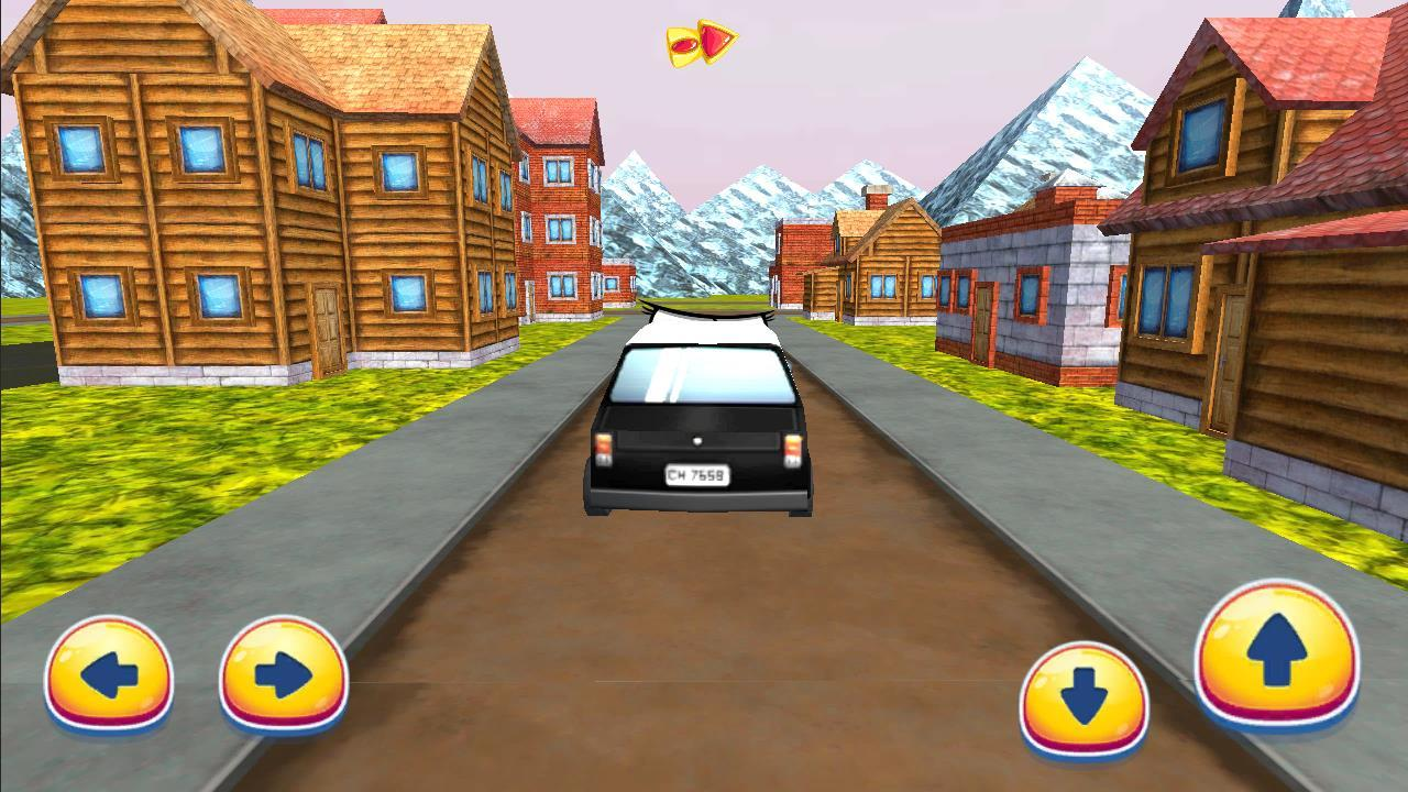 Cartoon Parking- screenshot