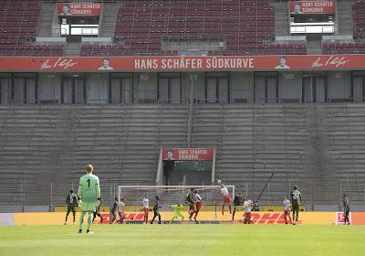 Bundesliga : Cologne évite le pire à domicile