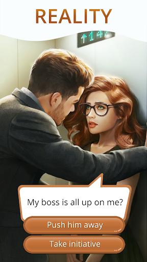 Romance Club - Stories I Play (with Choices)  captures d'u00e9cran 2