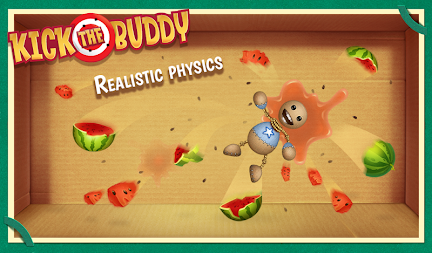 Kick the Buddy APK screenshot thumbnail 5