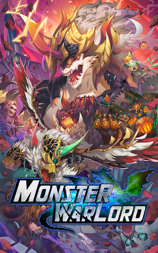 Monster Warlord u0635u0648u0631 1
