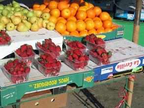 Photo: ... ja mansikoita, tietysti!