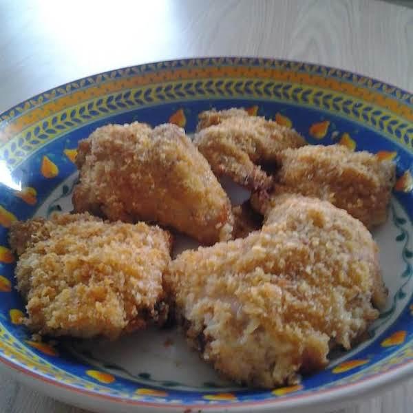 From Instagram: Crispy Baked Chicken Http://instagram.com/p/taptmhe9ah/