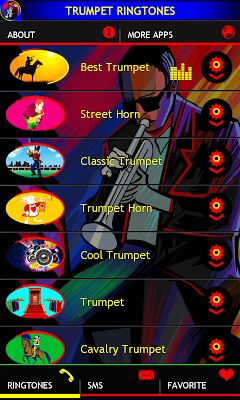 Trumpet Ringtones - screenshot