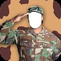 Military Model Photo Maker icon