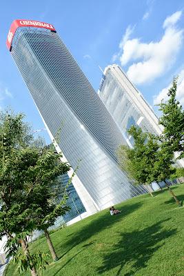 accanto ai grattacieli di giancarlo65