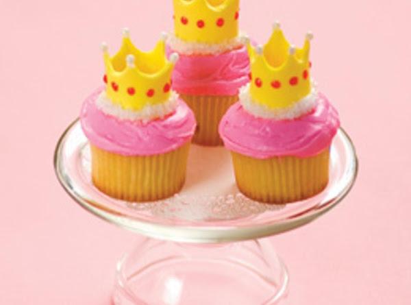 Princess Cupcakes Recipe