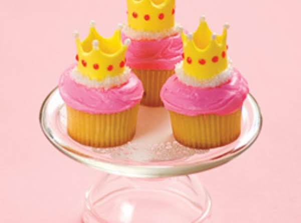 Princess Cupcakes Recipe