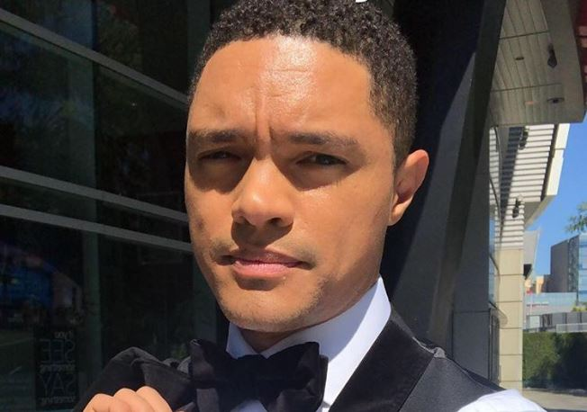 Trevor Noah wants to educate SA youth.